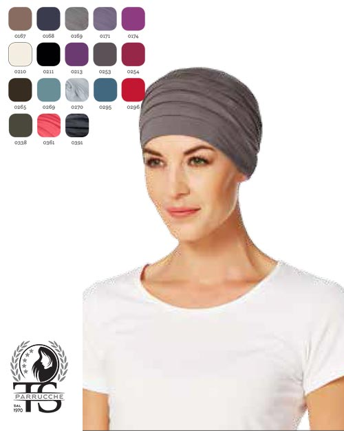 Copricapo Post Chemioterapia Christine – Style 1000-0253