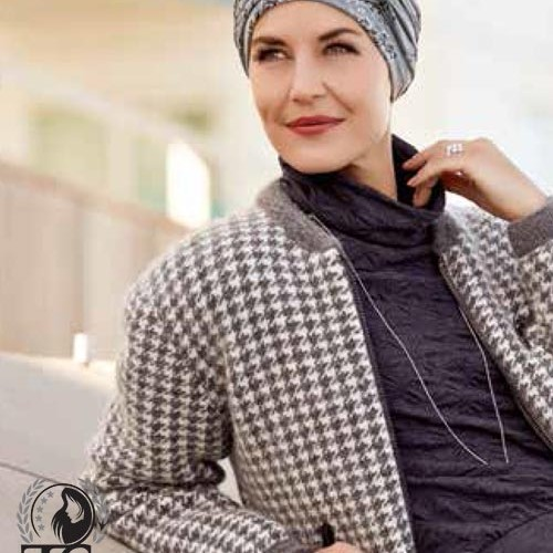 Copricapo a Maglia Christine – Style 1009-0313