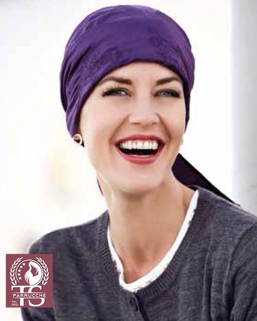 Turbanti Post Chemioterapia Christine – Style 1055-0184/Style 1056-0185