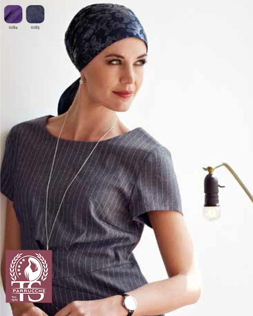 Turbanti Post Chemioterapia Christine – Style 1080-0354