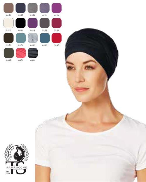 Copricapo Chemioterapia – Christine Style 1131-0391