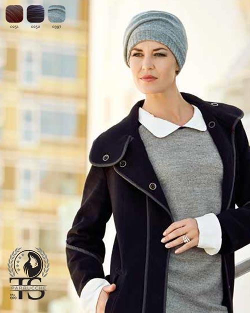 Copricapo in Cashmere Luxury Christine – Style 1132-0397