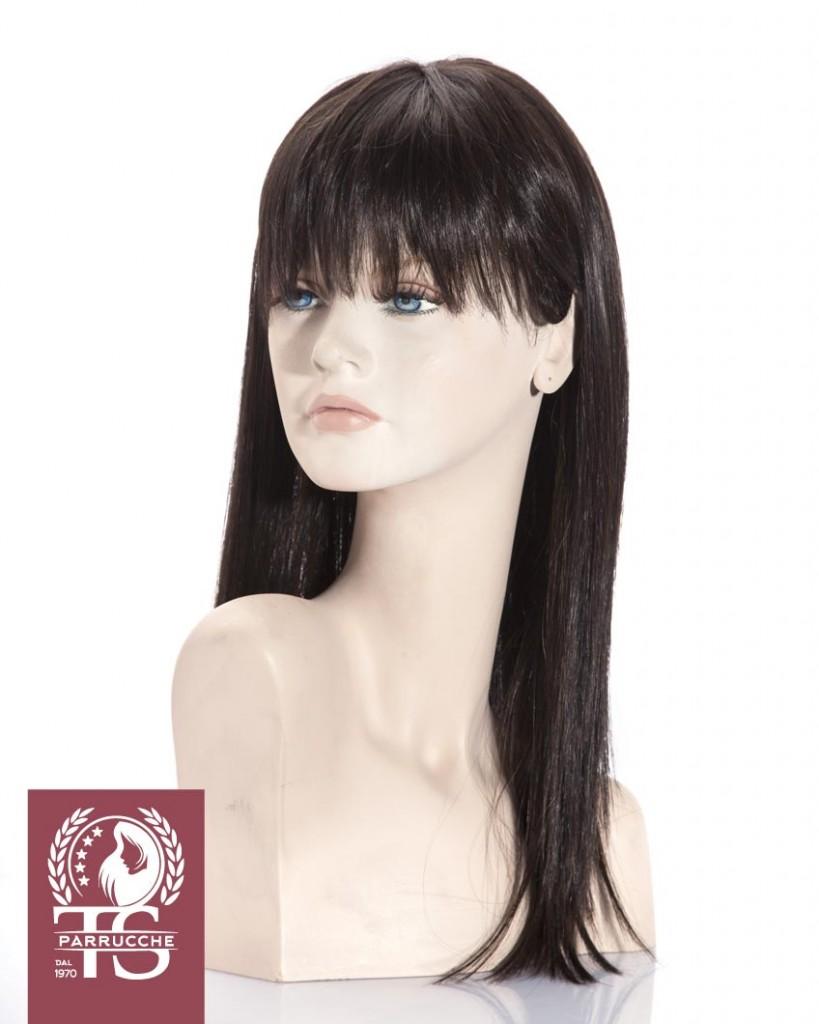 Parrucca donna modello PONZA – Fibra Futura Phonabile
