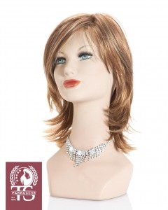 Parrucca chemioterapia alopecia - Modello Palmarola