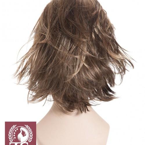 Parrucca post chemio modello CANARIE – Fibra Sintetica Luxury
