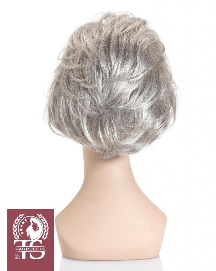 Parrucca donna modello AMALFI – Fibra Sintetica Luxury